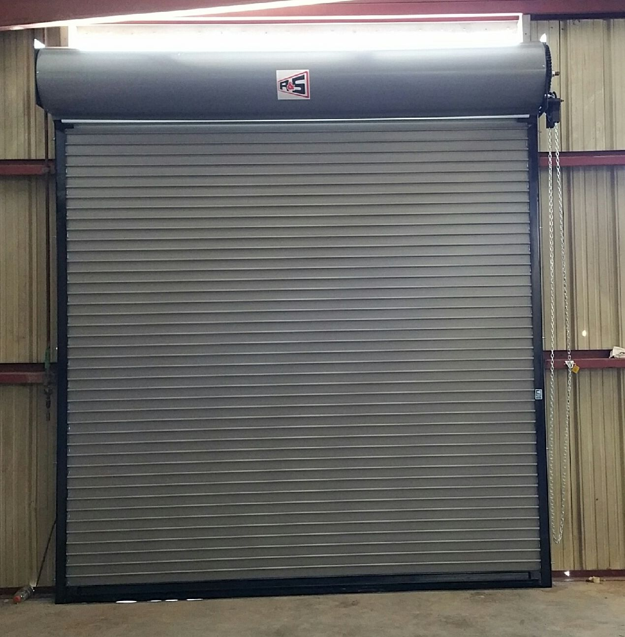 Thermal Guard Insulated Service Doors